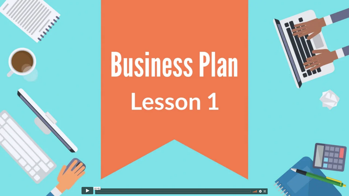 Creating Business Plan 01