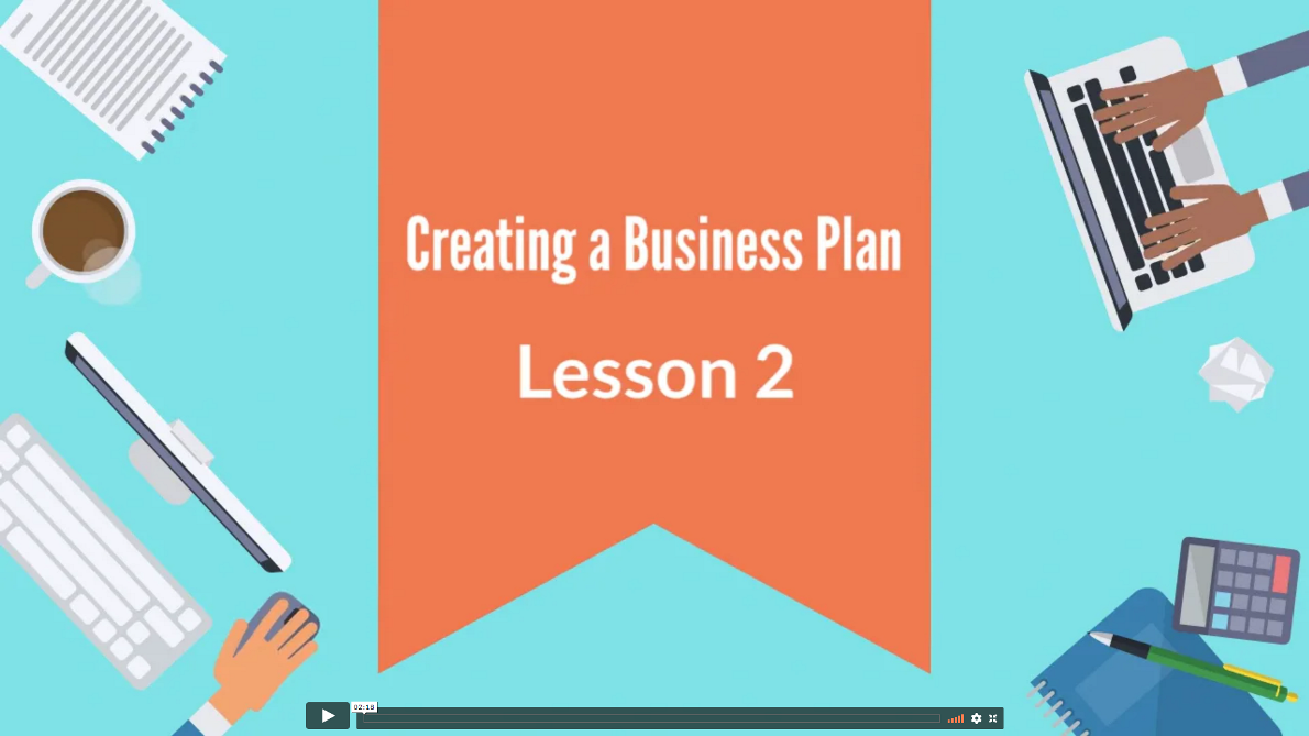 Creating Business Plan 02
