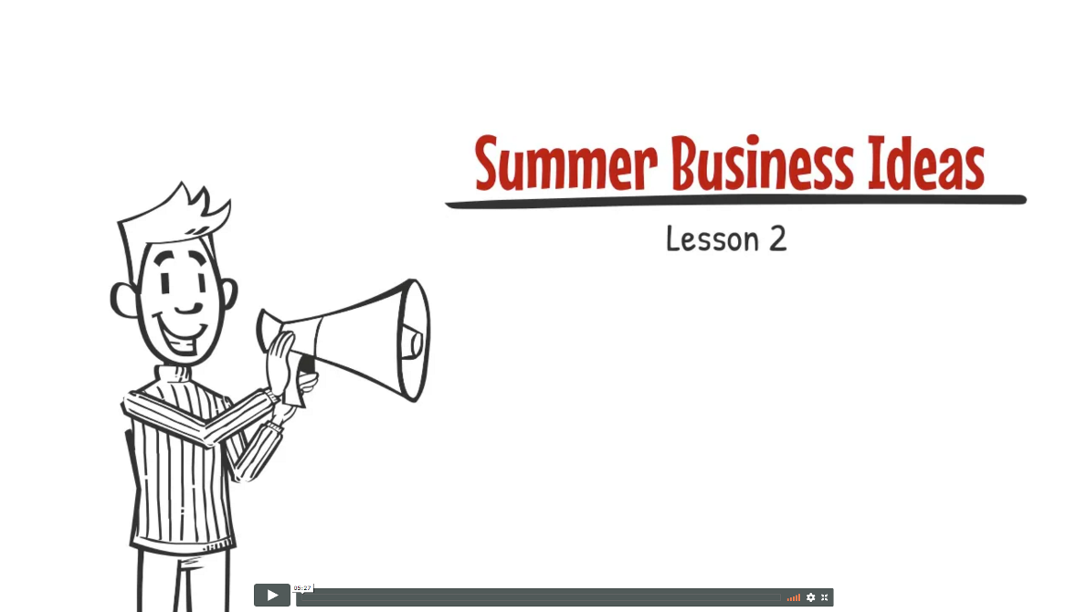 Summer Business Ideas 02