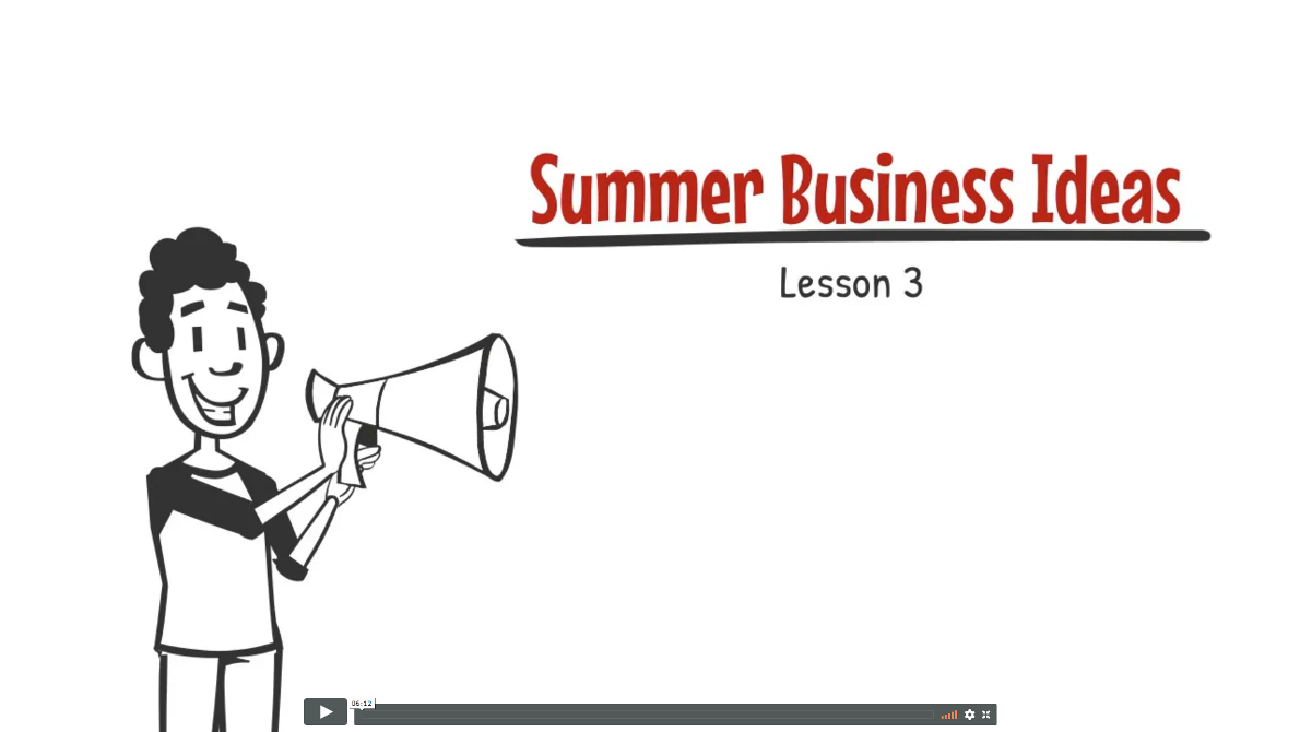 Summer Business Ideas 03